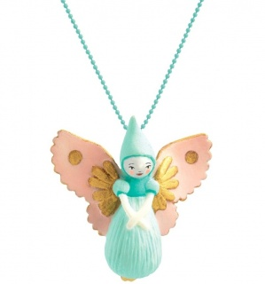 Djeco Lovely Charms Necklace - Fairy DD03803